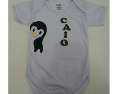 Body pinguim personalizado