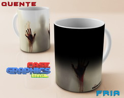 Caneca Mágica THE WALKING DEAD