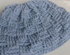 Gorro Adulto / Crochê
