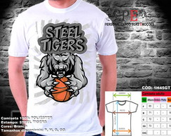 Camiseta Steel Tigers