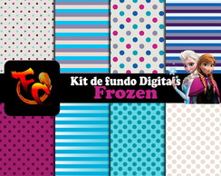 Kit Digital - Frozen parte 2