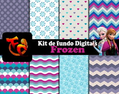Kit Digital - Frozen 2 parte 2
