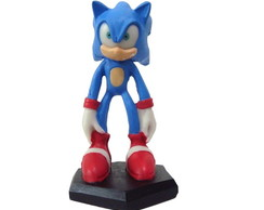 Boneco Sonic The Hedgehog