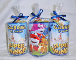 Cofre Super Wings