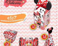 Kit Festa Infantil da Minnie