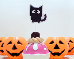 Topper para doces-halloween 6.6