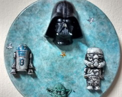Porta Chaves - Personagens do Star Wars
