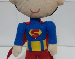 Superman de feltro