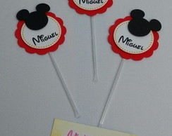 Toppers 3D Mickey Mouse