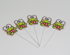 Topper Keroppi Hello Kitty