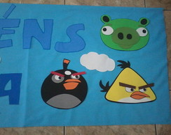 Apliques Angry Birds
