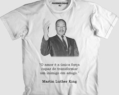 Camisas Martin Luther King
