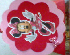 Caixa Piramide Minnie Mouse