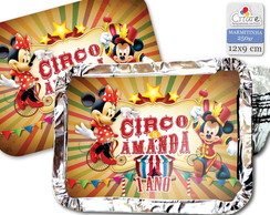 Marmitinha - Circo do Mickey