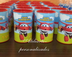 Cofrinho Super Wings