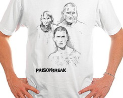 Camisetas Prison Break