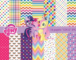 Papel digital My Little Pony