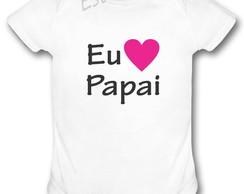 Body Personalizado para o Dia dos Pais Bori para o Papai  907294dc2912b