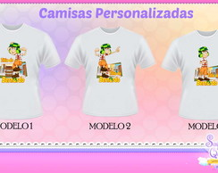 Camisetas CHAVES - 12 camisetas