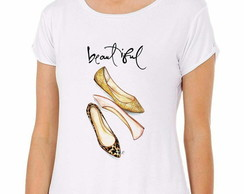 Camiseta beautiful