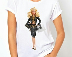 Camiseta Barbie