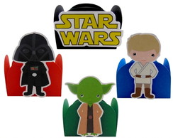 Kit Forminhas Star Wars 1