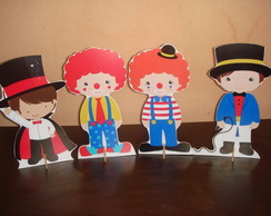 Circo- Display de mesa 30 cm