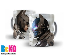 Caneca Batman Arkham Knight