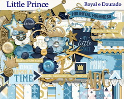 Kit Digital Scrapbook - Little Prince