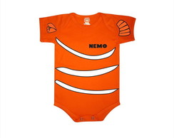 Body ou Camiseta Nemo II