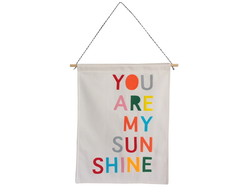 "Estandarte ""You are my sunshine"""