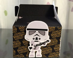Caixa Star Wars Stormtrooper
