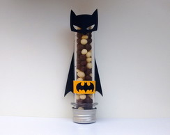 Aplique para tubetes Batman
