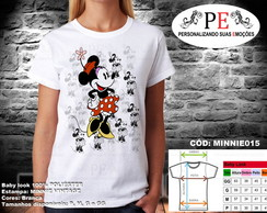 Baby look Minnie Vintage