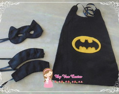 Ensaio Newborn - kit batman