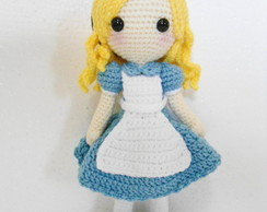 Amigurumi Alice in Wonderland 2.0
