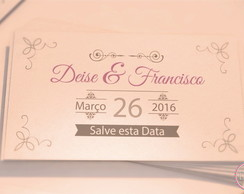 Save the Date | Salve esta Data