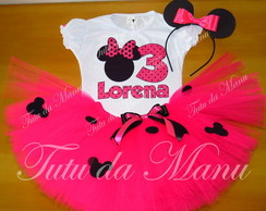 Fantasia Tutu Minnie Pink