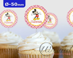 Topper Mickey 50mm