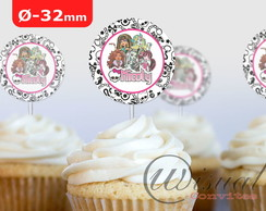 Topper Monster High 32mm