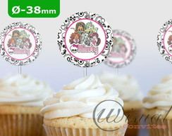 Topper Monster High 38mm
