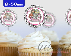 Topper Monster High 50mm