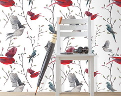 Papel de Parede Birds in Nature