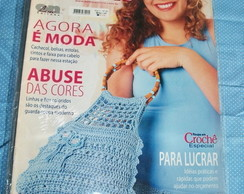 Revista de crochê