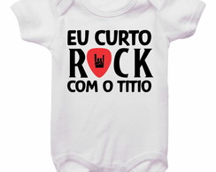 Body Eu curto Rock com o Titio