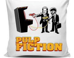 Almofada Pulp Fiction - Fliperama