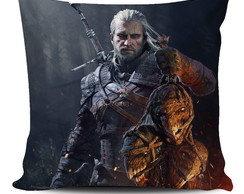 Almofadas Games - The Witcher 20