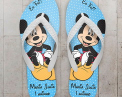 Chinelo Infantil Mickey Mouse