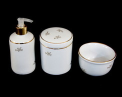 Conjunto Porcelana Arabesco