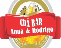Logo Chá Bar - Arte Digital